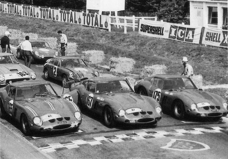 AM Ruf : Kit Ferrari 250 GTO Winner Tour de France 1963 --> RESE